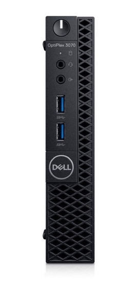 Mini Pc Dell 3070 I3-9100t 8gb Ssd-m2 128gb