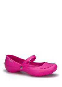 Zapatos Flat Correa Playa Fucsia Andrea Dama Sint Udt J90127