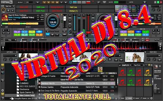 Virtual Dj 8.4 2020 Última Versão Completo