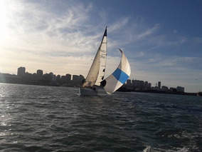 O Miura 25 Pies . Impecable & Navegando A Pleno Mar Oceánico
