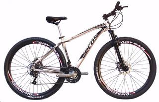 Bicicleta Aro 29 Ecos Aluminio Cambios Shimano Frete Grátis