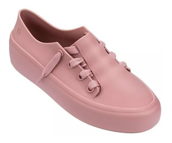 Melissa Ulitsa Sneaker Rosa Pump 100% Original