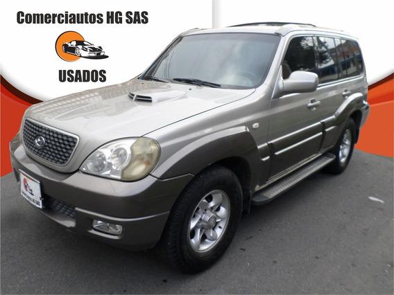 Hyundai Terracan Gl