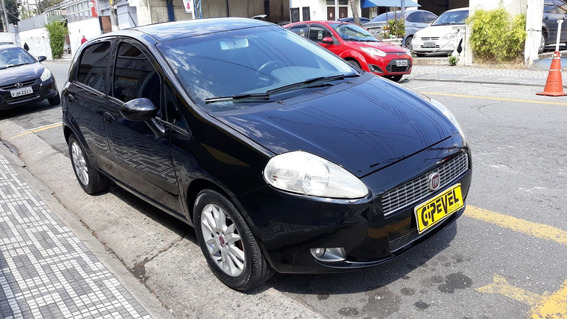 Fiat Punto Essence 1.6 Flex Gipevel