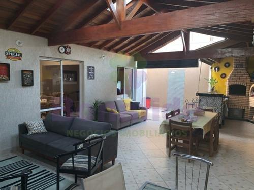 Imagem 1 de 11 de Casa, Locação Ou Venda, Condomínio Nature Village, Jundiaí - Ca10305 - 69029381