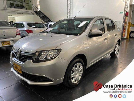 Renault Logan Expression Automática 4x2 Gasolina