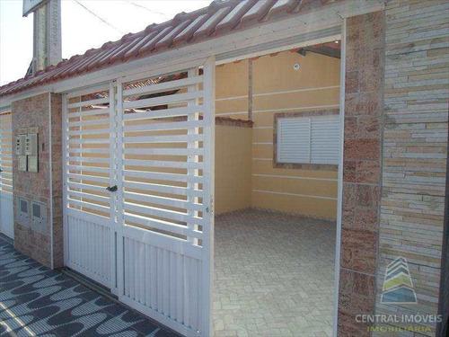 Imagem 1 de 25 de Casa Com 2 Dorms, Balneário Ipanema Mirim, Praia Grande - R$ 270 Mil, Cod: 1292 - V1292