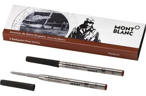 Montblanc Ballpoint Pen Refill Varios Colores