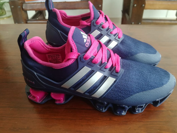 Tenis Zapatillas adidas New Trend Mujer