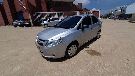 Chevrolet Sail Sedán Ls 1.4 Mecánico Aire Ac - Dsk016