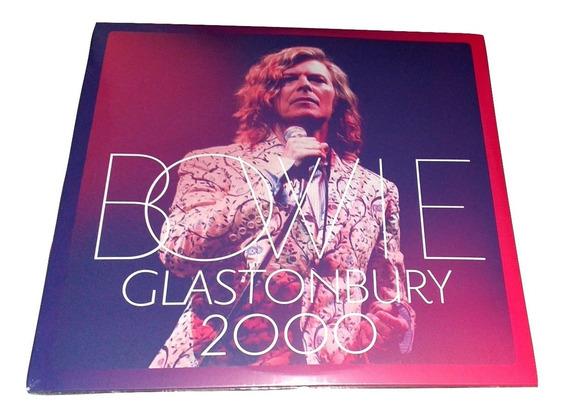 David Bowie - Glastonbury 2000 (vinilo, Lp, Vinil, Vinyl)