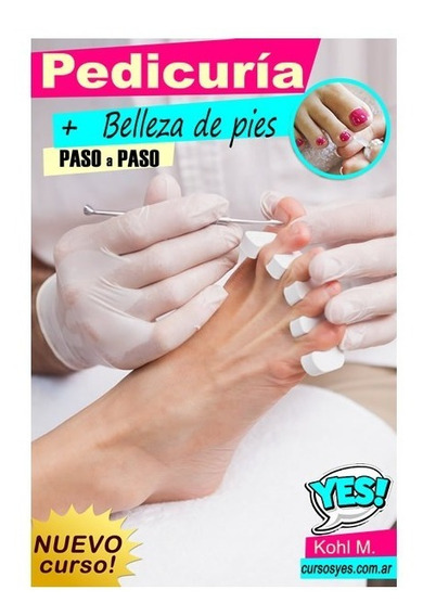 Curso De Pedicuría Y Belleza De Pies + Diploma !!! (online)