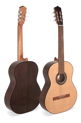 Guitarra Clasica Criolla Fonseca 31 Tapa Abeto - Oddity