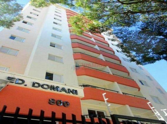Apartamento Com 2 Dormitórios À Venda, 63 M² Por R$ 270.000,00 - Jardim Das Indústrias - São José Dos Campos/sp - Ap2681