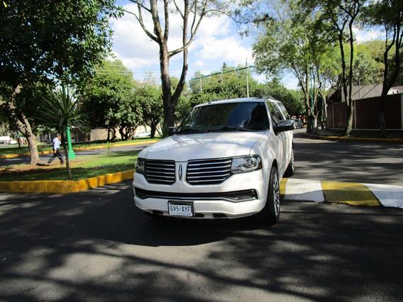 Lincoln Navigator 2015 4x4 Piel Dvd Quemacocos Con 49 Mil Km