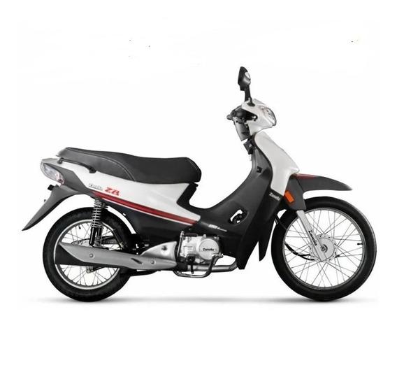 Zanella Zb 110 18ctas$3.681 Mroma Zb Full Automatica 125 R