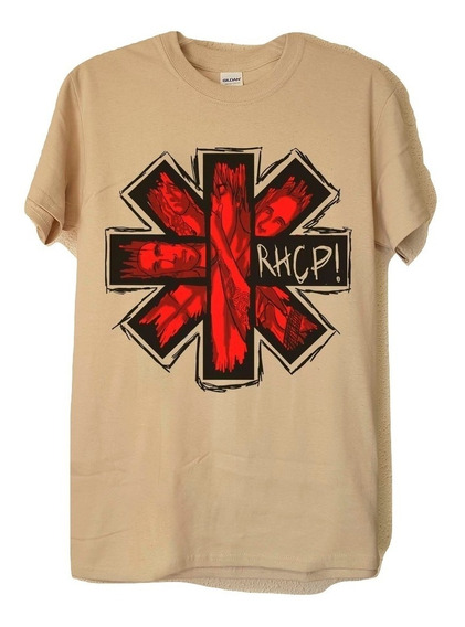 Poleras Red Hot Chili Peppers L Arena Metal Rock Abominatron