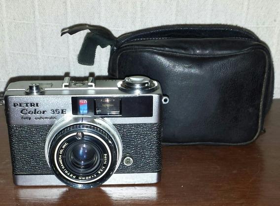 Maquina Fotografica Petri Color 35e