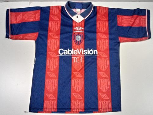 Camiseta San Lorenzo De Almagro 1997 Umbro Oficial
