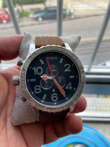 Relógio Nixon 5130 - Azul Escuro