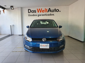 Polo 1.6 Design & Sound Tiptronic Azul 2019 Ae