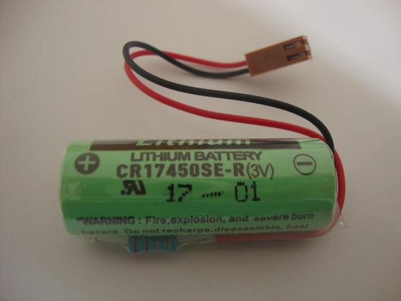 Bateria Cnc Fanuc Cr17450se-r (3v)