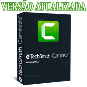 Camtasia Studio 2019 Versão Atualizada Envio Imediato