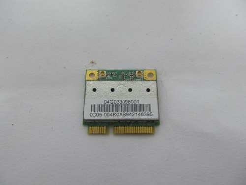 Placa Wireless Azurewave Ar5b95 Netbook Asus Eeepc A67-7