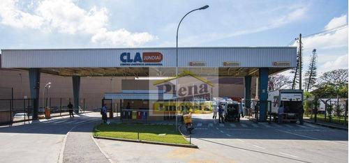 Galpão  Comercial Para Locação, Chácara Aeroporto, Jundiaí. - Ga0007