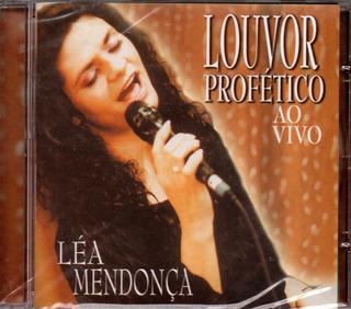 Cd Léa Mendonça - Louvor Profético Ao Vivo