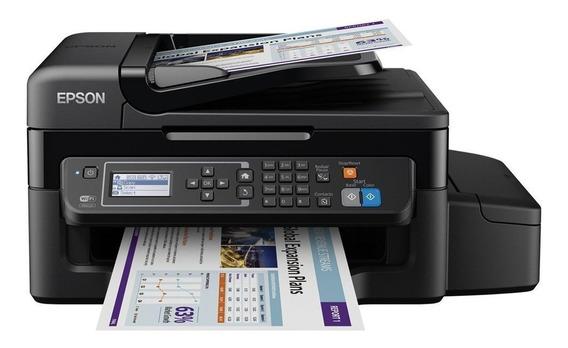 Impressora Multifuncional Epson Tanque De Tinta L575 (wi-fi)