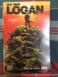 Comic Old Man Logan