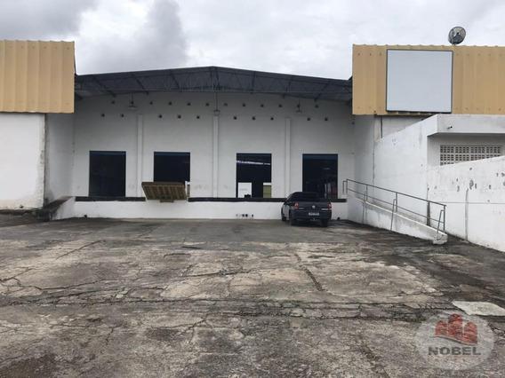 Galpão Localizado(a) No Bairro Cis Em Feira De Santana / Feira De Santana - 4097