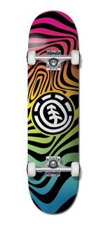 Tabla De Skate Completo Element Warped Colg1wrp