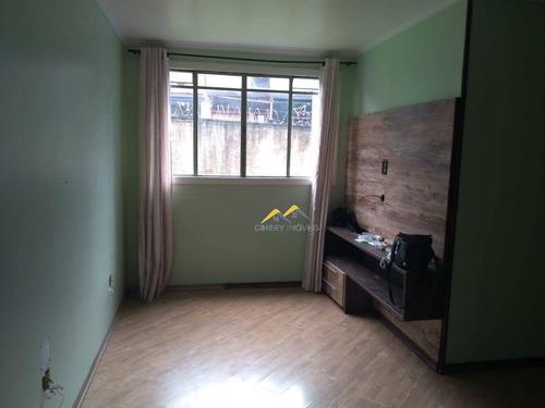 Apartamento Com 2 Dormitórios À Venda, 52 M² Por R$ 199.900,00 - Guaianazes - São Paulo/sp - Ap0064