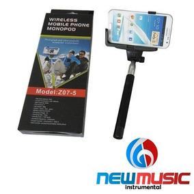 Bastão De Selfie Monopod Controle Bluetooth Z07-5 #3410
