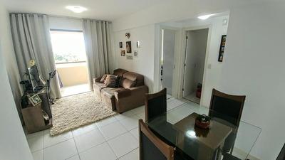 Brisas, Apartamento Com Dois Quartos Nascente Total - 579