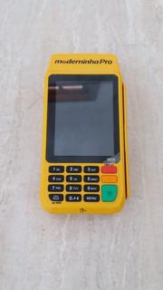 Vendo Maquina De Cartão Pagseguro Moderninha Pró