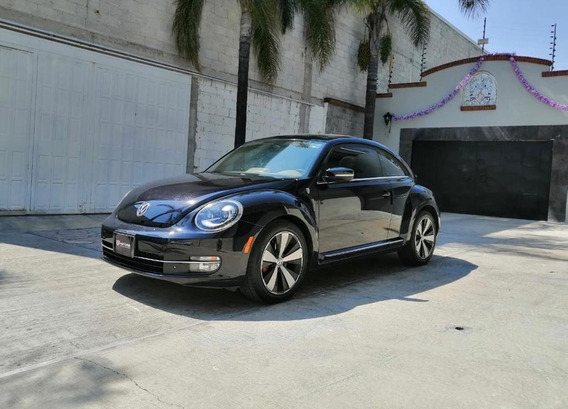 Volkswagen Beetle Hb Turbo 2013