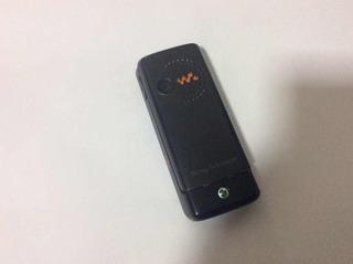Celular Sony Ericsson W200 Walkman A S/carregador Leia Abaix