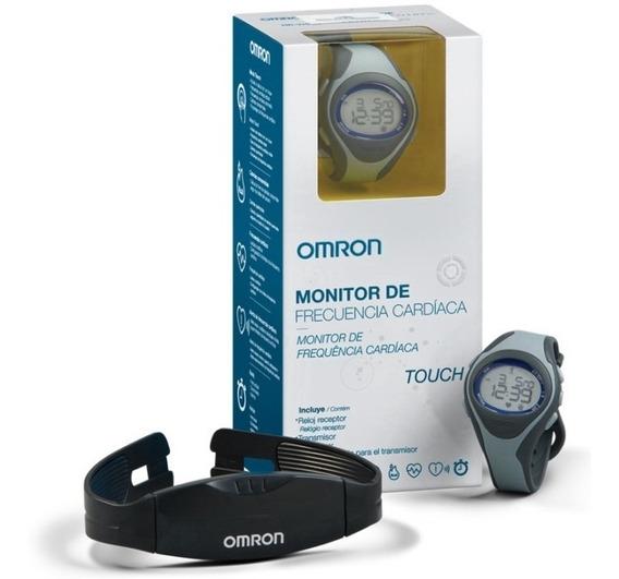 Relógio Monitor De Frequência Cardíaca Com Correia Omron