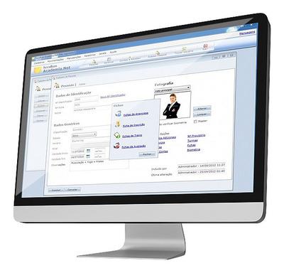Software Secullum Academia.net Instalação E Suporte Anual