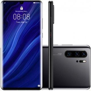 Huawei P30 Pro 8/256gb Dual Chip Versão Global Preto Vog L29