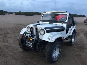 Jeep 4x4 Motorfalcon