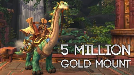 5m-wow Gold, Azralon Poderoso Brutossauro Da Caravana