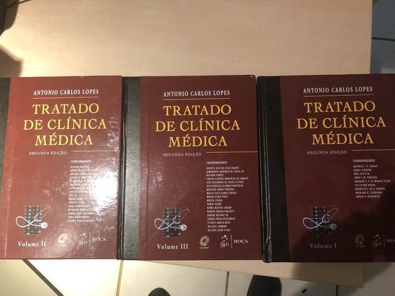 Tratado De Clínica Médica-antônio Carlos Lopes-2 Ed.-3 Vol