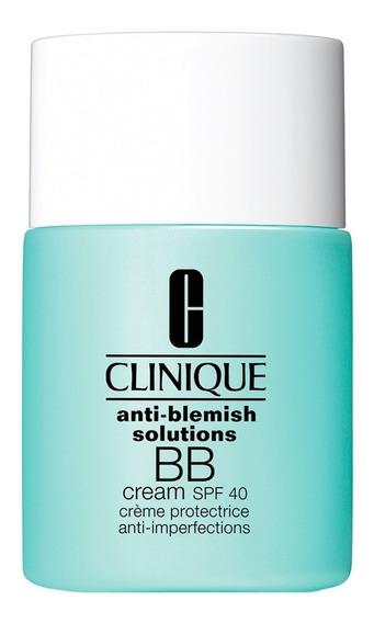 Anti-blemish Solutions Bb Cream Fps 40 Clinique - Base Para Rosto Light