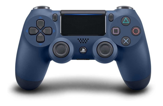 Controle Playstation Dualshock 4 Azul Original - Ps4