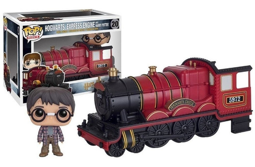 Funko Pop! Rides - Harry Potter 20 Hogwarts Express Original