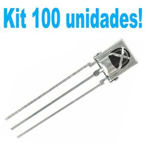 Kit Com 100 Receptor Infravermelho Para Montar Arduinos Novo